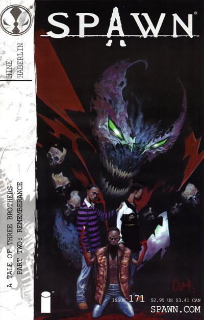 Cover for Spawn (Image, 1992 series) #171