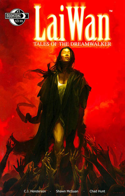 Cover for Lai Wan (Moonstone, 2006 series) #1