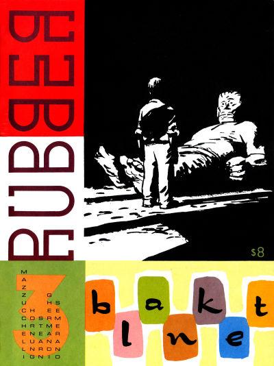 Cover for Rubber Blanket (Rubber Blanket Press, 1991 series) #3