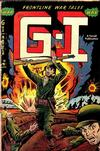 Cover for G-I in Battle (Farrell, 1952 series) #1