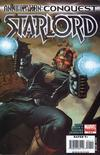 Cover for Annihilation: Conquest - Starlord (Marvel, 2007 series) #1