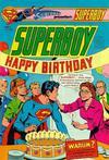 Cover for Superboy (Egmont Ehapa, 1980 series) #6/1980