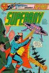 Cover for Superboy (Egmont Ehapa, 1980 series) #8/1980