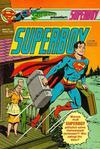 Cover for Superboy (Egmont Ehapa, 1980 series) #10/1980