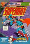 Cover for Superboy (Egmont Ehapa, 1980 series) #2/1981