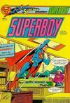 Cover for Superboy (Egmont Ehapa, 1980 series) #7/1981