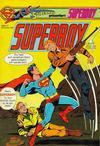 Cover for Superboy (Egmont Ehapa, 1980 series) #11/1981