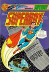 Cover for Superboy (Egmont Ehapa, 1980 series) #1/1982