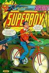 Cover for Superboy (Egmont Ehapa, 1980 series) #9/1982
