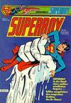Cover for Superboy (Egmont Ehapa, 1980 series) #10/1982