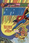 Cover for Superboy (Egmont Ehapa, 1980 series) #3/1983