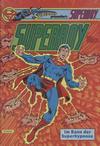 Cover for Superboy (Egmont Ehapa, 1980 series) #5/1983