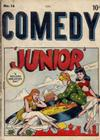 Cover for Comedy (Bell Features, 1950 series) #16