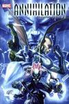 Cover for Annihilation (Marvel, 2007 series) #3