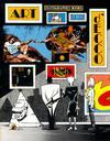 Cover for Art D'Ecco (Fantagraphics, 1990 series) #3