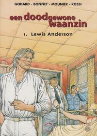 Cover Thumbnail for Collectie 500 (Talent, 1996 series) #119 - Een doodgewone waanzin 1. Lewis Anderson
