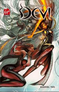 Cover Thumbnail for Devi (Virgin, 2006 series) #13