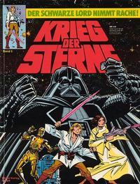 Cover Thumbnail for Krieg der Sterne (Egmont Ehapa, 1979 series) #5 - Der schwarze Lord nimmt Rache!