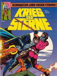 Cover Thumbnail for Krieg der Sterne (Egmont Ehapa, 1979 series) #8 - Schwarzer Lord gegen Cyborg!