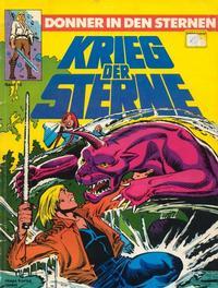 Cover Thumbnail for Krieg der Sterne (Egmont Ehapa, 1979 series) #10 - Donner in den Sternen