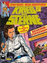 Cover Thumbnail for Krieg der Sterne (Egmont Ehapa, 1979 series) #19 - Die Vernichtung von Golrath - Neue Abenteuer