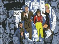 Cover Thumbnail for The Complete Terry and the Pirates (IDW, 2007 series) #1 - 1934-1936