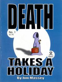 Cover Thumbnail for Death Takes a Holiday (Varmint Press, 2003 series) #1