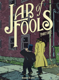 Cover Thumbnail for Jar of Fools (Black Eye, 1995 series) #Part One