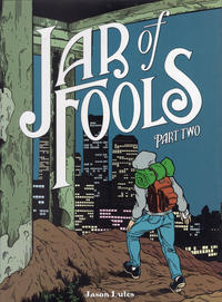 Cover Thumbnail for Jar of Fools (Black Eye, 1995 series) #Part Two