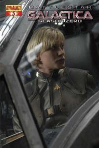 Cover Thumbnail for Battlestar Galactica: Season Zero (Dynamite Entertainment, 2007 series) #3 [Photo Cover]