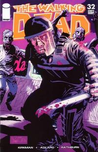 Cover Thumbnail for The Walking Dead (Image, 2003 series) #32