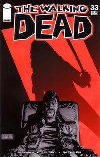 Cover Thumbnail for The Walking Dead (Image, 2003 series) #33