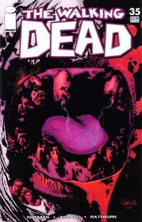 Cover Thumbnail for The Walking Dead (Image, 2003 series) #35