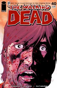 Cover Thumbnail for The Walking Dead (Image, 2003 series) #40