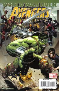 Cover Thumbnail for Avengers: The Initiative (Marvel, 2007 series) #5