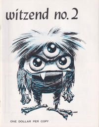 Cover Thumbnail for Witzend (Wallace Wood, 1966 series) #2