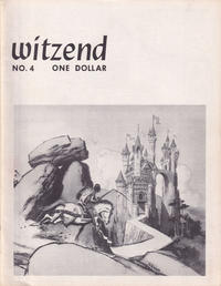 Cover Thumbnail for Witzend (Wallace Wood, 1966 series) #4