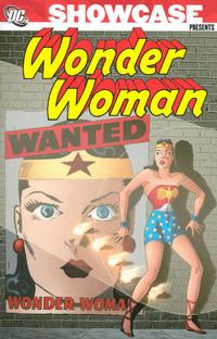 Cover Thumbnail for Showcase Presents: Wonder Woman (DC, 2007 series) #1