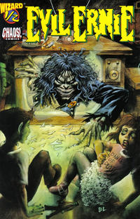 Cover Thumbnail for Evil Ernie 1/2 (Chaos! Comics; Wizard, 1997 series) #1/2