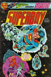 Cover Thumbnail for Superboy (Egmont Ehapa, 1980 series) #3/1980
