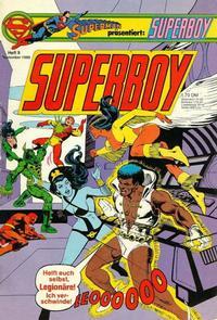 Cover Thumbnail for Superboy (Egmont Ehapa, 1980 series) #9/1980