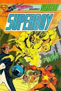 Cover Thumbnail for Superboy (Egmont Ehapa, 1980 series) #12/1980