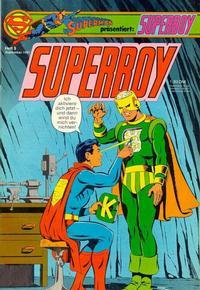 Cover Thumbnail for Superboy (Egmont Ehapa, 1980 series) #9/1981