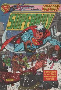 Cover Thumbnail for Superboy (Egmont Ehapa, 1980 series) #13