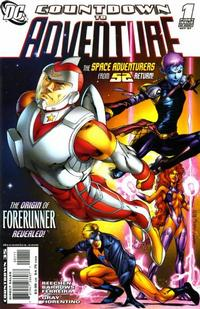 Cover for Countdown to Adventure (DC, 2007 series) #1