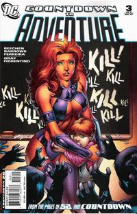Cover Thumbnail for Countdown to Adventure (DC, 2007 series) #3