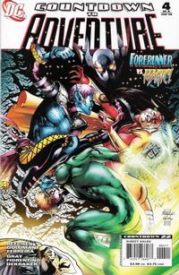 Cover Thumbnail for Countdown to Adventure (DC, 2007 series) #4