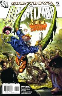 Cover Thumbnail for Countdown to Adventure (DC, 2007 series) #5