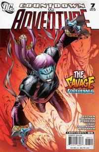 Cover for Countdown to Adventure (DC, 2007 series) #7