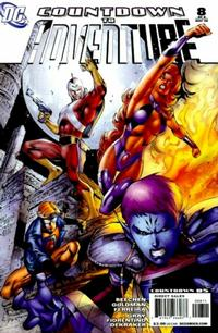 Cover Thumbnail for Countdown to Adventure (DC, 2007 series) #8